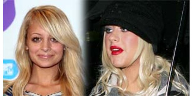 Richie und Aguilera sind frischgebackene Mütter