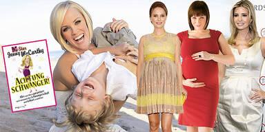 Stars im Schwangerschaft-Talk