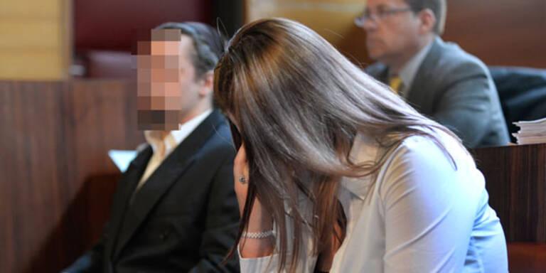 Baby misshandelt: 8 Jahre Haft für Mutter