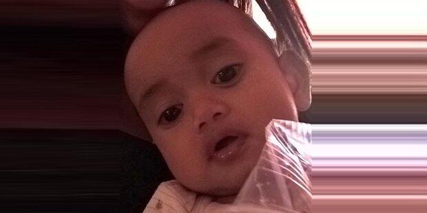 Eltern fanden dank Facebook ihr Baby wieder