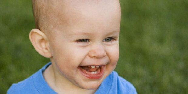 Zahnpflege schon vor dem 1. Zahn