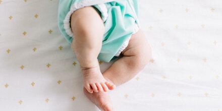 Durch Kaiserschnitt: Kinder eher krank