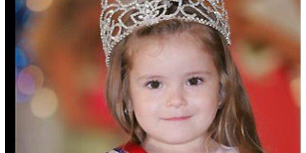 USA haben Schönheitssalons für kleine Mädchen