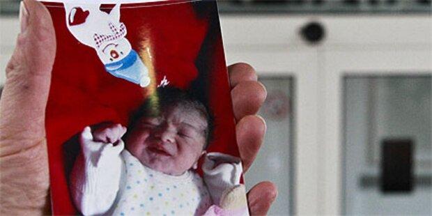 Entführtes Baby wieder gefunden