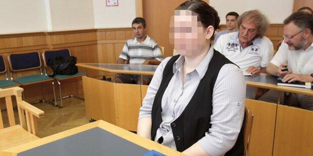 Mutter schüttelte ihr Baby: Lina starb