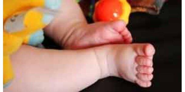 10.000 alkoholgeschädigte Babys pro Jahr