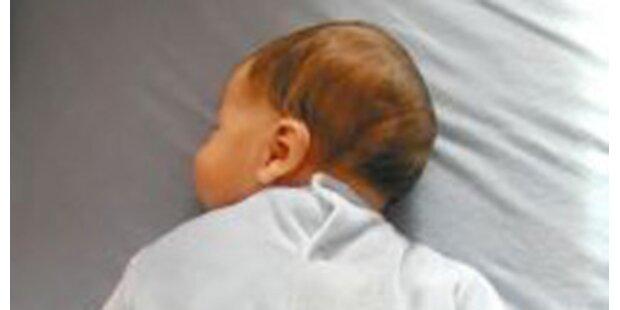 Promille-Baby außer Lebensgefahr