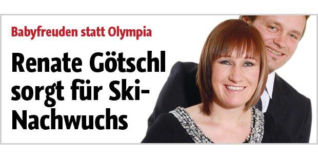 Götschl: Babyfreuden statt Olympia