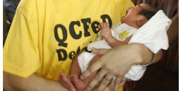 Grazerin erstickt Säugling nach Geburt