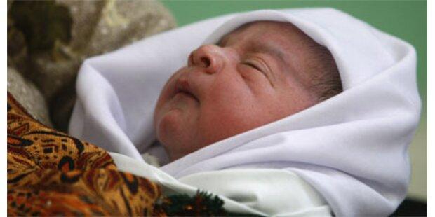 Wieder weniger Geburten in Österreich