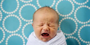 Warum weint mein Baby?