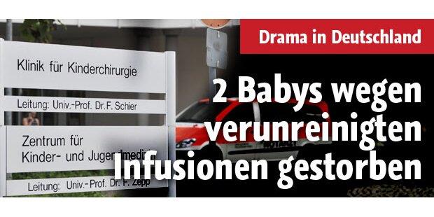 Zwei Babys wegen Pfusch gestorben