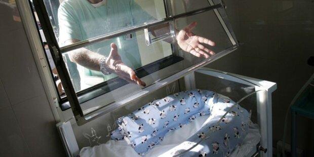 Kritik an tschechischen Babyklappen