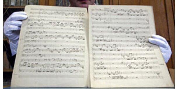 Unbekanntes Orgel-Werk von Bach entdeckt