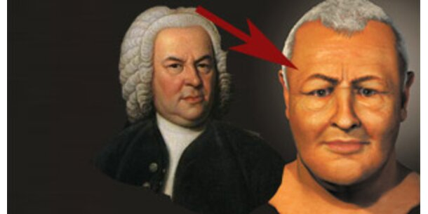 So sah Bach wirklich aus
