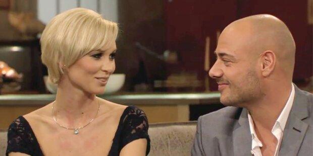 Katja und Christian wirken gar nicht verliebt