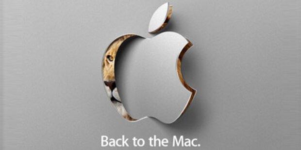 Ur-Mac für 155.000 Euro versteigert