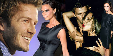 Beckhams in Love