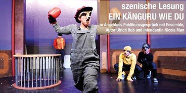 Wirbel um schwules Känguru in Kindertheater