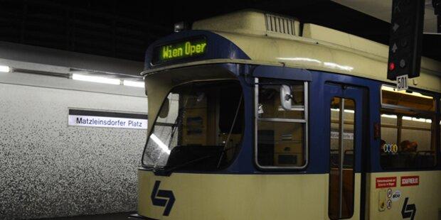 Tödlicher Unfall bei Badner Bahn