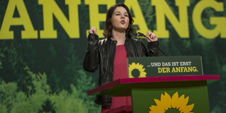Deutsche Grüne distanzieren sich österreichischen Kollegen