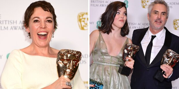 BAFTAs: Netflix-Film räumt ab