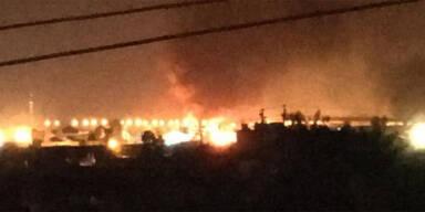 Selbstmordanschlag in Bagdad: Mindestens 17 Tote