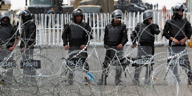 30 Tote bei Selbstmordanschlag in Bagdad
