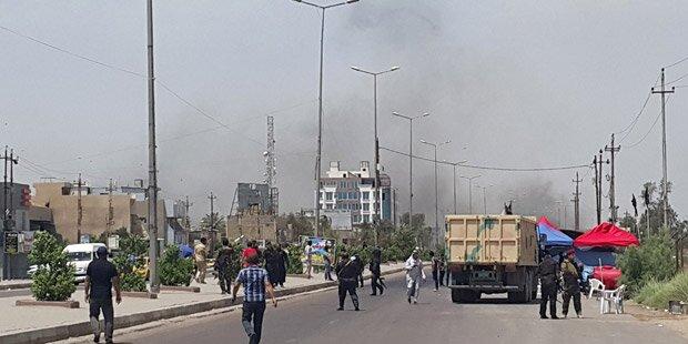 Zwei weitere Anschläge in Bagdad: 22 Tote