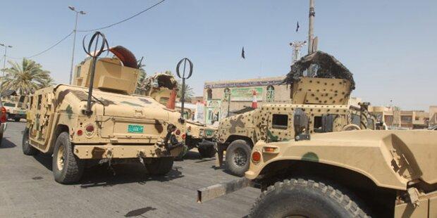 Irak: Islamisten bedrohen Bagdad