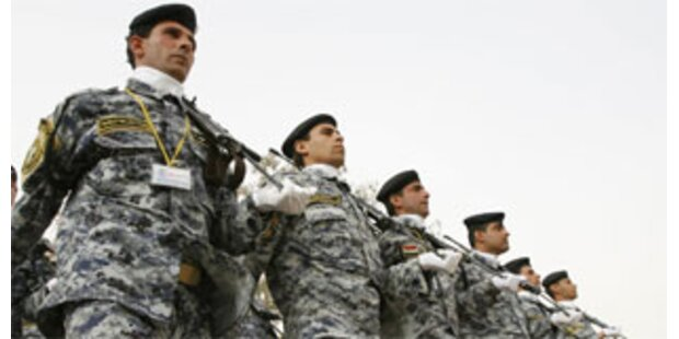 15 Polizisten bei Raketenexplosion getötet