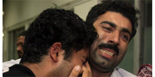 2 Selbstmordattentäterinnen töteten 18 Pilger