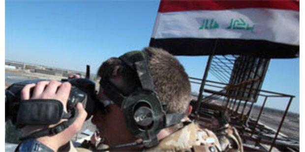 Zwölf Tote bei Anschlag bei Bagdad