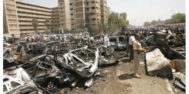 Festnahmen nach Anschlagserie im Irak