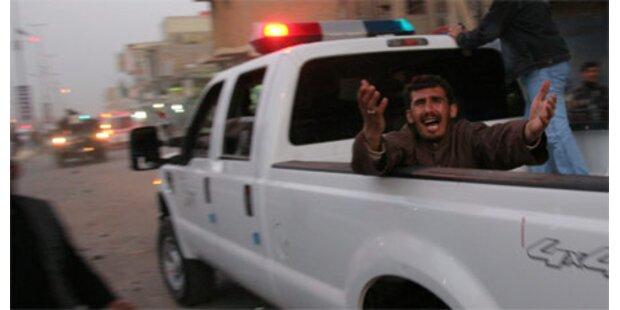 50 Tote nach Anschlag auf Begräbnis
