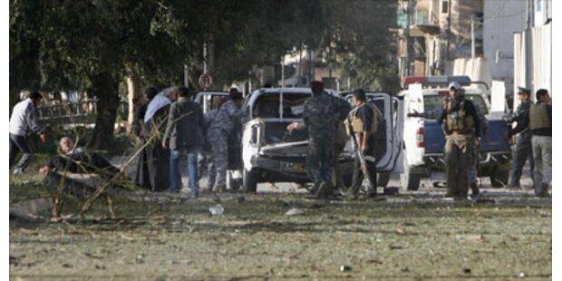 31 Tote bei Explosionen in Bagdad