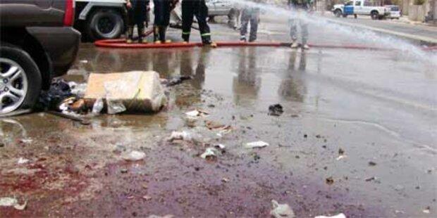Heftige Unruhen erschüttern Bagdad