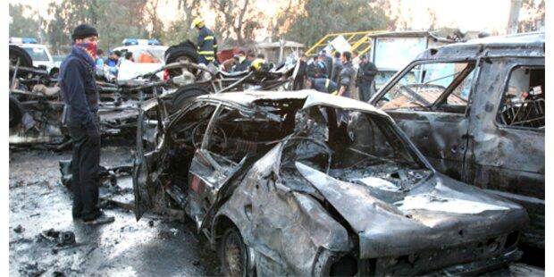 Dutzende Tote bei Blutbad in Bagdader Universität
