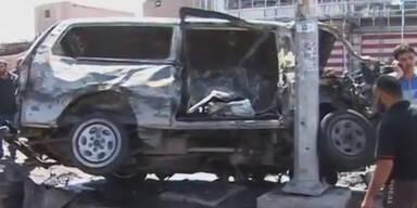 Irak: Zahlreiche Tote durch Autobomben