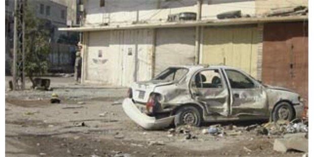 28 Tote bei zwei Bombenanschlägen im Irak
