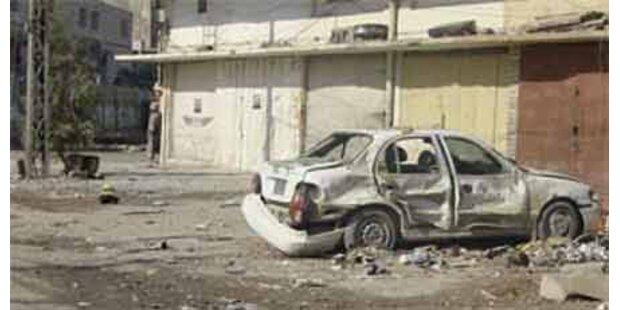 28 Tote bei Selbstmordanschlag in Bagdad