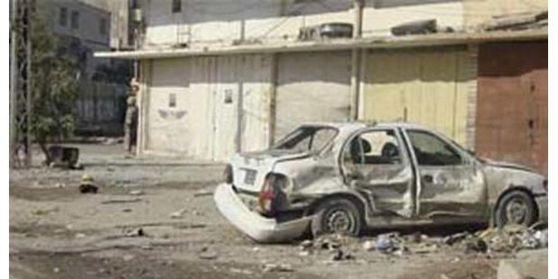 Anschlag in Bagdad fordert 35 Tote