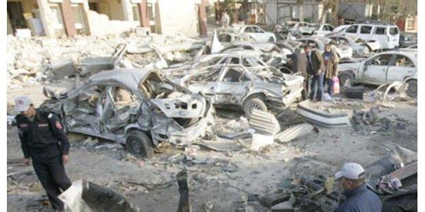 Anschlagserie in Bagdad geht weiter