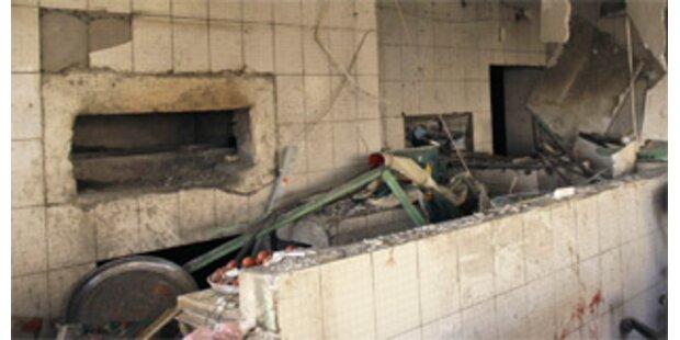 Bombe in Bagdad tötet 19 Menschen