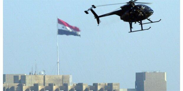 US-Armee geht gegen Milizen vor
