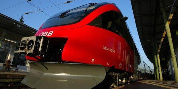 Sturm: Franz-Josefs-Bahn lahmgelegt