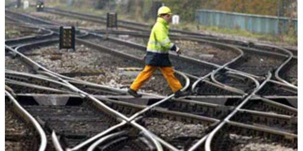 Eingeschränkter Bahn-Betrieb zwischen Graz und Bruck