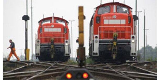 Gleich viel Geld für Schiene und Straße