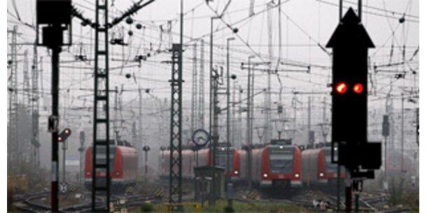 Bahn streikt in Ungarn und in Deutschland
