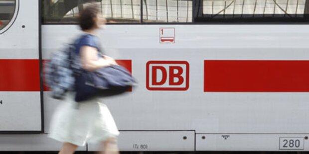 Hitze: Deutsche Bahn großzügig